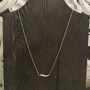 Kendra Scott Gold Jagger Necklace